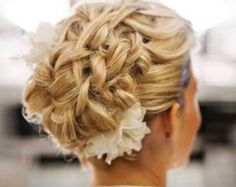 47 Most Gorgeous Wedding Hairstyles (Prom Hair Pulled Back) Pretty Hairstyles, Girl Hairstyles, Wedding Hairstyles, Wedding Updo, Hairstyle Pics, Elegant Hairstyles, Bangs Hairstyle, Black Hairstyle, Wedding Girl