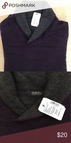 J.J. Original red wine color size M sweater Gorgeous JJ Original ...