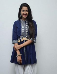 South Indian actress Niharika Konidela new photo gallery. Latest hd image gallery of Niharika Konidela. Kurti Patterns, Dress Patterns, Western Dresses, Western Outfits, Salwar Designs, Blouse Designs, Fashion Wear, Fashion Dresses, New Trend Dress
