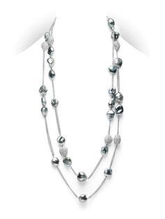 Mikimoto Baroque Tempo Necklace