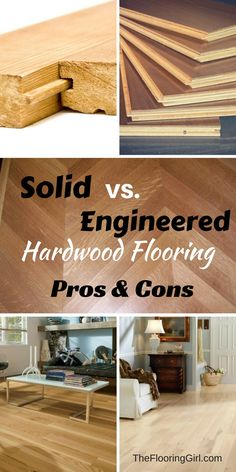 Amazing Solid Vs Engineered Hardwood   Which Is Better?