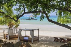 Club Med La Plantation d'Albion in Mauritius. An all-inclusive luxury resort.
