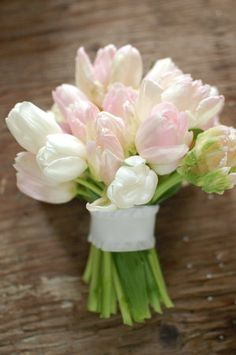 DIY: Floral Recipes for a Pink Wedding via Project Wedding