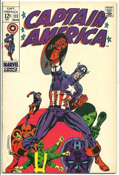 Steranko got bored easily, but did he produce some great comics!