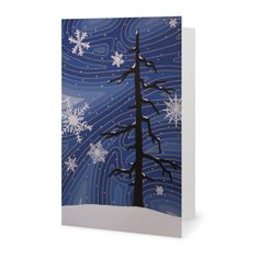 Silent Night I Greeting Card by SummerBreeze
