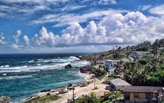 Barbados -- been here with the love of my life, Skip.  It is a righteous island -- ask any of the locals