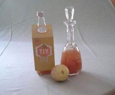Rezept Fruchtiger Quittenlikör von Ivl - Rezept der Kategorie Getränke