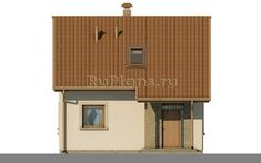 Каркасные дома 8 на 8 с мансардой –про технологию, советы по строительству и примеры проектов Outdoor Structures, Home Decor, Decoration Home, Room Decor, Home Interior Design, Home Decoration, Interior Design