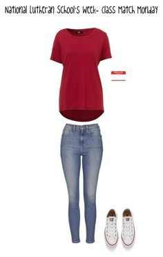 0b4b6c889ca Dress Like Target Employees day ¿ by lindykuchenbecker on Polyvore  featuring Topshop