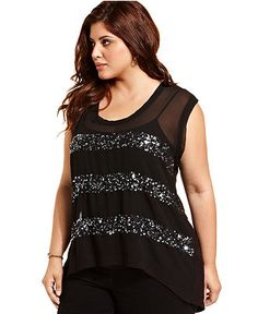 Plus Size Top - Macy's