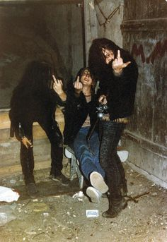 death archives: documenting the early years of norwegian black metal | read…