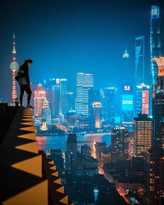 Night Photography Shanghai by Victor Chiang Landscape Photography Tips, Scenic Photography, Urban Photography, Night Photography, Street Photography, Aerial Photography, Landscape Photos, Photography Basics, Photography Ideas