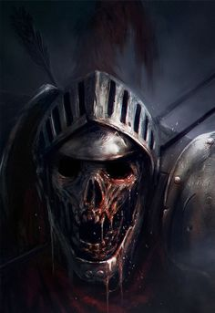 Undead Knight by Luong
