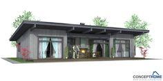 Inexpensive Modern House