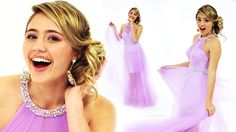 Make Your Prom Updo Stay All Night with LiaMarieJohnson #17Daily