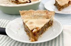 Easy Apple Pie (la tarta de manzana americana más fácil del mundo) My Dessert, Apple Pie, American Pie, Easy, Desserts, Food, World, Pumpkin Crunch, Food Cakes