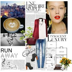 """""""Casual outfit"""" by melissa9 on Polyvore"""