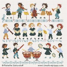 click here to view larger image of Little Orchestra, The (chart)