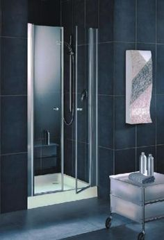 Get a quote on glass shower doors and enclosures from the glass experts. Glass Shower Doors, Glass Bathroom, Bathroom Renos, Shower Tub, Bathroom Faucets, Glass Door, Bathrooms, Small Tub, Custom Glass