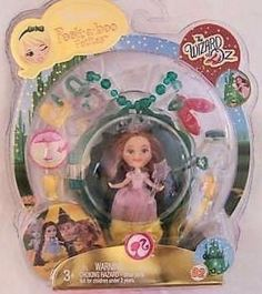 Barbie Peek-A-Boo Petites Glinda from The Wizard of Oz. Free Shipping. #Barbie