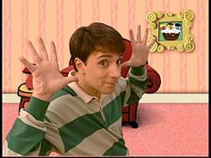 you know you were born in the 1990s if...you remember Steve not Joe.