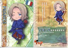 Hetalia Axis Power - France