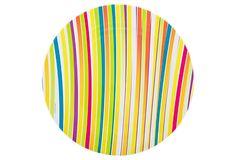 Set of 6 Carnival Salad Plates on OneKingsLane.com