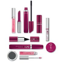 Testing new TheONE make-up from Oriflame Romania