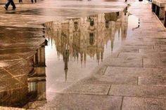 Ricordi della pioggia di ieri... Foto di Diego Celin #milanodavedere Milano da Vedere