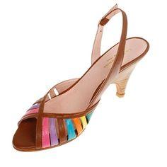 La garconne Nadine Multi Pointer (Cuero) Sandals, Heels, Design, Fashion, Shoes Online, Heel, Moda, Shoes Sandals, Fashion Styles