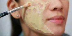 Esta Máscara Facial Magicamente remove manchas, cicatrizes de acne e rugas Depois de segundo uso Beauty Secrets, Beauty Hacks, Beauty Products, Beauty Tips, Natural Facial, Natural Honey, Raw Honey, Lighten Skin, Sagging Skin