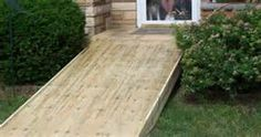 How To Build Wood Handicap Ramp - The Best Image Search