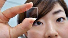 Hitachi sviluppa supporti di memoria su cristallo: ecco perchè Superman aveva ragione... (con video)