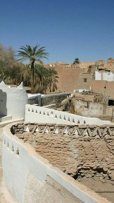 Ghadamis, Libya