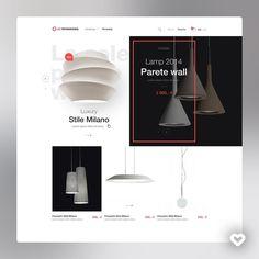 """Web Design Inspiration (UI/UX) (@welovewebdesign) on Instagram: """"by Andrej Krajčir @andrejkrajcir Follow us @welovewebdesign - Link:…"""""""