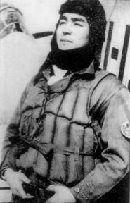W/O Hiroyoshi Nishizawa scored at least 87 victories. On October 26, 1944 he was killed in the crash of a transport plane en route to Mabalacat from Cebu Island.