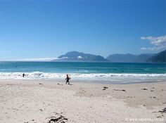 Kommetjie Beach, Cape Town - one of my favourite places to unwind