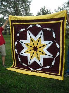 The Storm Star Quilt - Quilters Club of America | Quilts ART ... : quilt club of america - Adamdwight.com