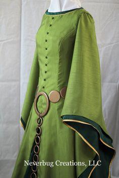 Regina scozzese adulto costume Costume di NeverbugCreations, $700.00