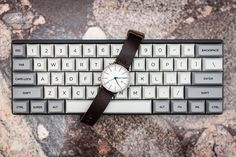 'Mechanical' 8/6/2016. WASD VP3 and Kent Wang Bauhaus watch v4: The VP3 has…