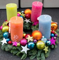 Advent wreath colored-with advent wreath colored-with The post advent wreath colored-with app . Advent wreath colored-with advent wreath colored-with The post advent wreath colored-with appeared Winter Christmas, Christmas Time, Christmas Wreaths, Christmas Decorations, Xmas, Holiday, Diy Crafts To Do, Upcycled Crafts, Diy Presents