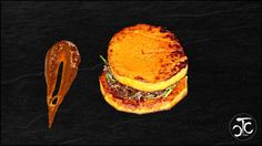 Burger canard confit et courge butternut (crashTest)