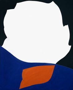 Jack Youngerman September White, 1967 Acrylic on canvas 108 X 86 IN. X CM.) via online art museum Art Inspiration, Art Museum, Art Painting, Abstract Art, Online Art, Sketches, Painting, Pictures, Canvas