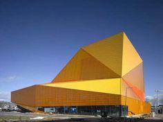 agora in lelystad netherlands http www topboxdesign com theatre agora ...