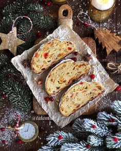 Cozy Christmas, Christmas Time, Holiday, Stollen Recipe, Camembert Cheese, Food Photography, Aesthetics, Cooking, Winter