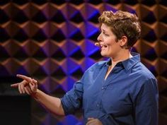 Ash Beckham: When to take a stand -- and when to let it go   TED Talk   TED.com
