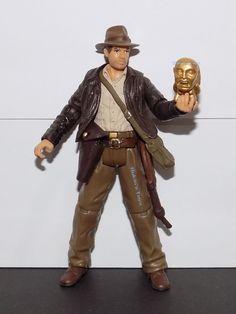 LOOSE Indiana Jones with Fertility Idol (ROTLA)
