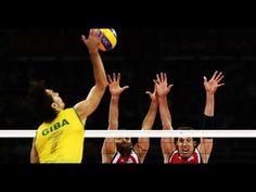 Giba - Mejores jugadas del mejor jugador del mundo de voleibol - YouTube