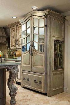 This fridge though...