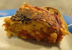 Vegans Eat Yummy Food Too!!!: Red Lentil & Tortilla Bake